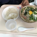 お食事処 波布 - 2018年5月29日  みそ汁 650円