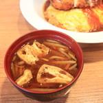 洋食Mogu - お代わりできます