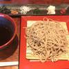 藪から坊 - 料理写真:梅おろしそば(大盛)\1600