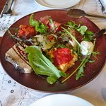燕三条イタリアン Bit - 前菜5種盛り合わせ