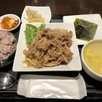 韓国旬菜ハル -