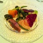 レストラン・ウサギ - 前菜