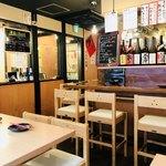 板bar hazusi - 内観