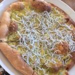 ル プロンク - 女子会コース しらすピザ