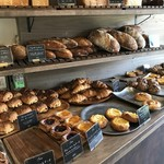 丘の上のパン屋 - 料理写真: