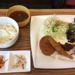 カフェ&ダイニング 北海道マルシェ - 日替り