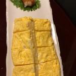 紫仙庵 - ダシまき卵