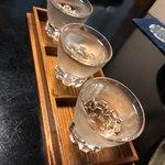 紫仙庵 - 三酒試飲日本酒