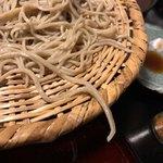 紫仙庵 - 粗挽き蕎麦せいろ