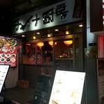 チャイナ厨房 - 亀戸駅北口、亀戸十三間通り商店街