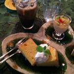 カフェひびきや - 料理写真: