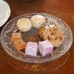テロワール - お茶菓子