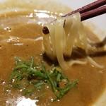 86956128 - 純濃煮干しつけ麺 (890円)