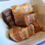 くくる - 豚の角煮