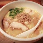 86958209 - 鶏白湯ラーメン