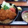藤屋食堂 - 料理写真:ソーストンカツ丼ジャンボ