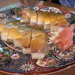 86959277 - 鯖寿司