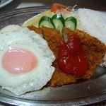 中華洋食きらく - Aランチ