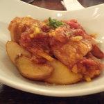 星降る食卓 - 豚バラ肉のトマト煮込み