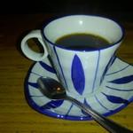 Cafe 婆沙羅 うさぎ堂 - セットの珈琲