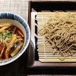 悠日 - 鴨蕎麦 1,200円