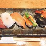 ぎふ初寿司 - 寿司