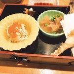 ぎふ初寿司 - 小鉢