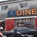 66DINER - 店舗外観