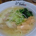 れんげ食堂Toshu - ワンタン麺