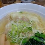 れんげ食堂Toshu - ワンタン