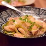 ずず ハナレヤ - 【飲み放題付きコース@税込3,500円】白身魚の南蛮漬け