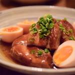 ずず ハナレヤ - 【飲み放題付きコース@税込3,500円】豚の角煮