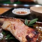 一徹鮨 - 焼き魚