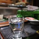 一徹鮨 - 日本酒