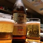 一徹鮨 - ビール