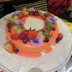 古城の国のアリス - 食べられないケーキ(2)