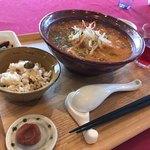 sakankissako - 担々麺膳(1,620円 税込)