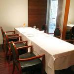 リストランテ カノビアーノ - 個室