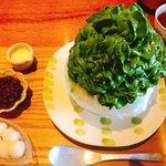 茶匠 清水一芳園 -