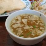 スラバヤ - ランチスープ