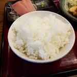 遊木 - ランチの御飯