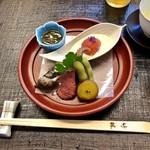 京料理・寿司 竹林 - 八寸