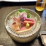 京料理・寿司 竹林 - 向付
