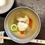 京料理・寿司 竹林 - 椀