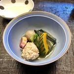 京料理・寿司 竹林 - 炊物