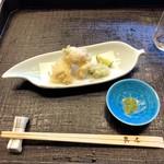 京料理・寿司 竹林 - 天ぷら