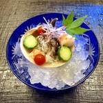 京料理・寿司 竹林 - 酢の物