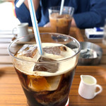 アロマ珈琲 高槻 1971 - アイスコーヒー