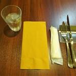 CANARIA - テーブルセッティング