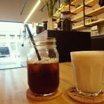 グッドラックコーヒー - アイスコーヒー、チャイミルクティー